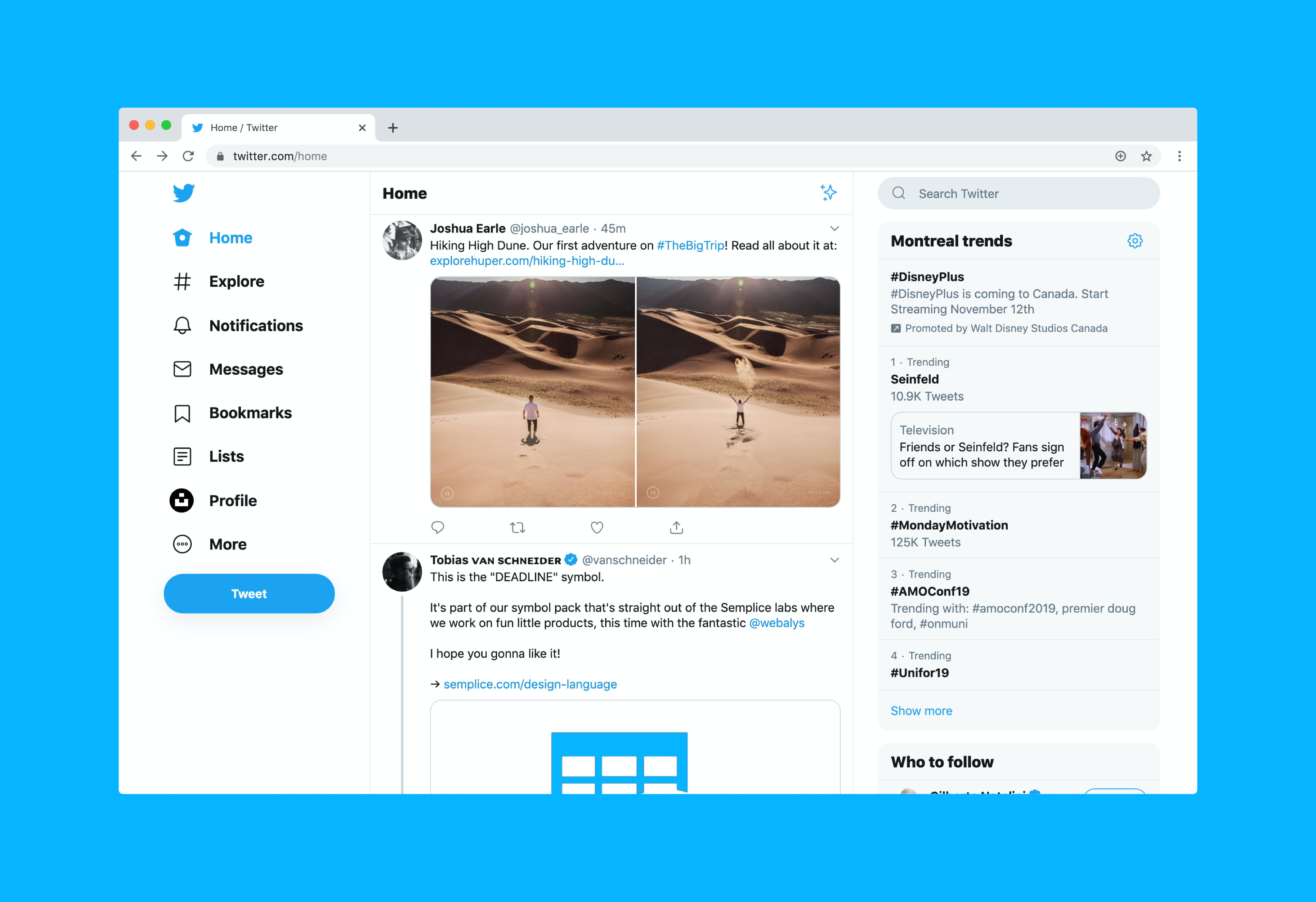 UX Tweets from UX Designers worth following on Twitter